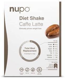 Nupo Cafe Latte 384 g
