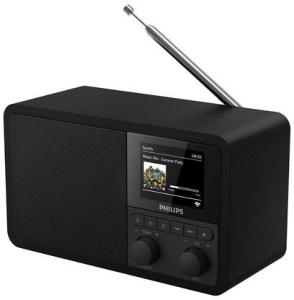 Philips Bærbar radio TAPR802 - Svart TAPR802/12