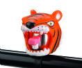 Crazy Safety Tiger Ringeklokke Morsomt design!