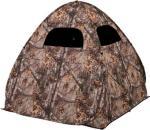 Kamuflasjetelt - Mini-blind Pop-up telt med