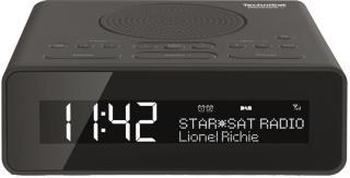 TechniSat DigitRadio 51 clock radio, DAB+/FM, RDS, black
