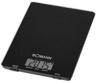Bomann Kjøkkenvekt Kitchen Scale - Black 615151