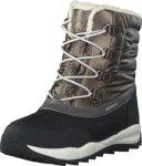 Geox J Orizont B Girl Abx Dk Gold, Sko, Støvler & Støvletter, Varmforet høye støvler, Blå, Brun, Bronse, Barn, 28