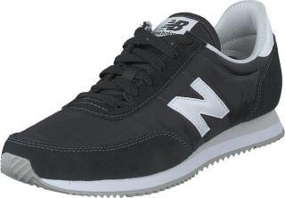 New Balance Ul720aa Black/white (048), Sko, Sneakers og Treningssko, Sneakers, Svart, Unisex, 38