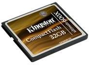 Kingston CF 32GB HighSpeed 600X