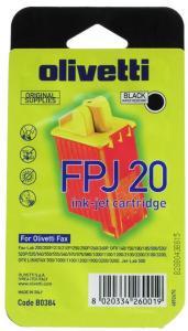 Olivetti Blekkpatron Sort FPJ20 (360 sider) B0384 (Kan sendes i brev)