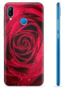 Huawei P20 Lite TPU-deksel - Rose