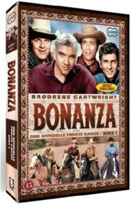 Bonanza - Season 1: Box 1 (2 disc)