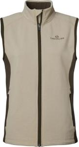 Chevalier Lenzie Fleece Vest Dam Sand/Brown (40W)