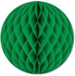 Beistle Papirball, grønn - Grønn fargetema