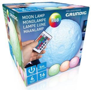 Grundig LED Månelampe