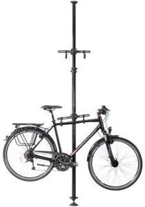 XLC VS-F04 Sykkelstativ Sort, til 2 sykler