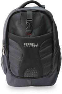 FERRELLI BACKPACK FOR 15,6 LAPTOP, BLK