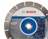 Diamantskæreskive Standard for Stone 230 x 22,23 x 2,3 x 10 mm Bosch Accessories 230 mm 10 stk