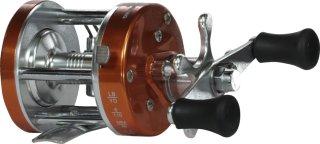 Oves Multiplikatorsnelle For Lett Isfiske ORANGE/HVIT CL25