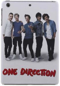 iPad Mini 2, iPad Mini 3 WOS Hardt Deksel - One Direction - Hvit