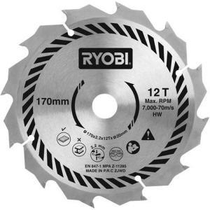 Sagblad Ryobi Csb170A1 170X20Mm