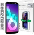 Samsung Galaxy A6+ (2018) 4smarts 360 Beskyttelsessett - Gjennomsiktig