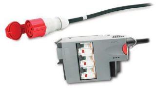 APC PDM 3 Pole 5 Wire RCD 32A 30mA IEC309 320CM (PDM332IEC-30R-320)