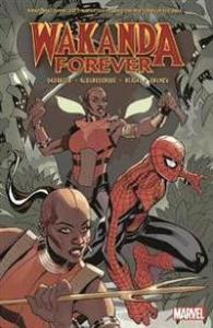 Wakanda Forever MARVEL COMICS