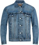 Levi's Jeansjakke The Trucker Jacket Killebrew Men Light indigo - Worn in