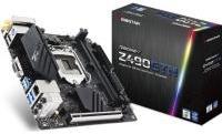 MB Biostar Z490GTN     (Z490,S1200,mITX,Intel)