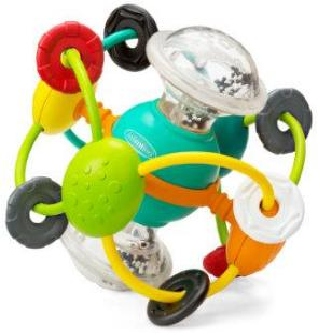 Infantino Magic Beads Lekeball