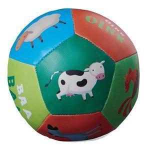 Crocodile Creek ® Babyens første ball 13 cm - Gård