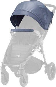 Britax B-motion 4 Plus Kalesje Kit - Blue Denim Style vognen etter egen smak og stil!