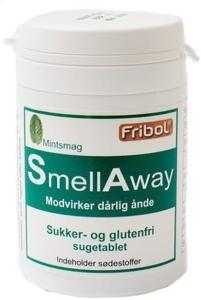 Fribol Sukkerfri SmellAway Mint 50 G