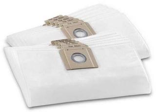 Kärcher 69043350 Filterpose Fleece, 10-pakning