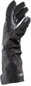 Heat Experience Heated Gloves Black L