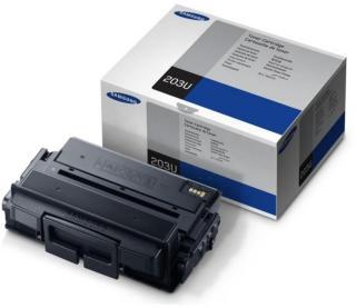 Samsung Toner Sort MLT-D203U Ekstra Høykapasitet (15.000 sider) SU916A