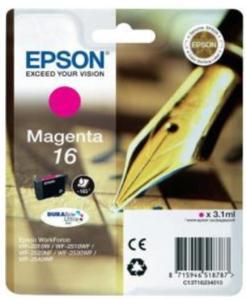 EPSON MAGENTA 16 ULTRA BLEKK