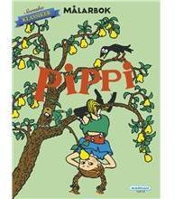 Egmont Kärnan Pippi tegnebok