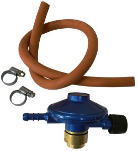 Landmann Regulatorsett for camping-gassflaske