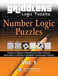 Griddlers - Number Logic Puzzles: Sudoku, Jigsaw, Greater/Less Than, Kakuro, Kalkuldoku, Futoshiki, Straights, Skyscraper, Binary Griddlers.Net
