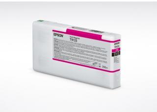 Epson Blekkpatron vivid magenta 200 ml T9133 till