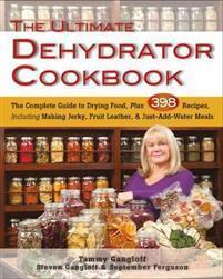 Ultimate Dehydrator Cookbook STACKPOLE BOOKS