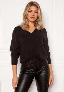 ONLY Tori L/S Pullover Black L