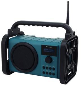 Soundmaster DAB80 - Jobbsideradio V10952-E