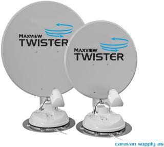 Parabolantenne Maxview Omnisat Twister 85cm manuell