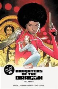 Daughters Of The Dragon MARVEL COMICS