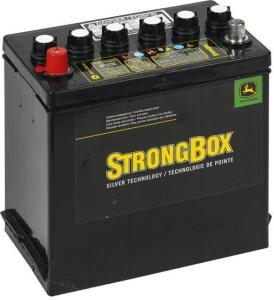John Deere Batteri 12V 45Ah