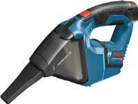 Bosch GAS 12V Professional, Tørr, Aktiv-luft-rens, Filtrering, 900 l/min, Uten pose, 0,35 l