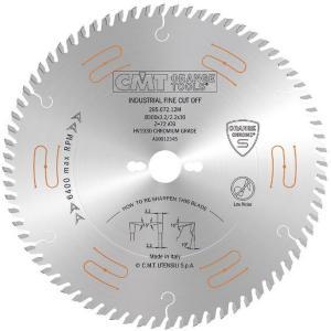 Sagblad for tre CMT 250x3.2x30 Z60 10°