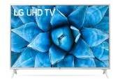 LG 49UN73903LE, 124,5 cm (49), 3840 x 2160 pixel, 4K Ultra HD, Smart TV, Wi-Fi, Sort