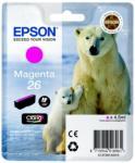 Epson Blekkpatron magenta, 300 sider T2613 Tilsvarer: N/A Epson