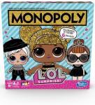 Hasbro Monopol L.O.L. Surprise! - Norsk Utgave Hasbro Gaming