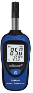 Termometer og hygrometer